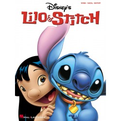 Songbook LILO & STITCH DISNEY