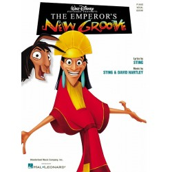 Songbook THE EMPEROR'S NEW GROOVE DISNEY