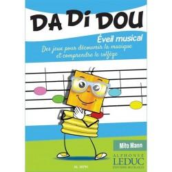 Sheet music DA DI DOU Mito Mann