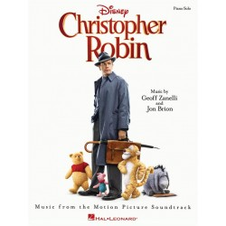 Songbook CHRISTOPHER ROBIN DISNEY
