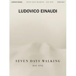 Sheet music LUDOVICO EINAUDI SEVEN DAYS WALKING DAY ONE