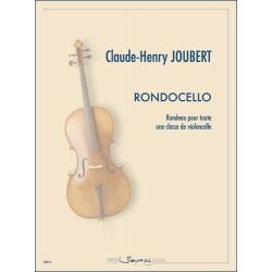 Partition RONDOCELLO Claude-Henry Joubert