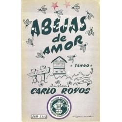 Sheet music ABEJAS DE AMOR