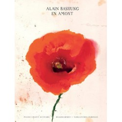 Songbook ALAIN BASHUNG EN AMONT
