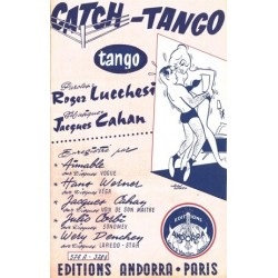 Partition CATCH TANGO AIMABLE