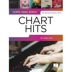 Songbook REALLY EASY PIANO CHART HITS
