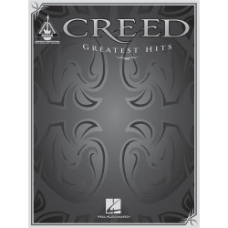 Songbook CREED GREATEST HITS