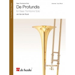 Partition DE PROFUNDIS Jan Van der Roost