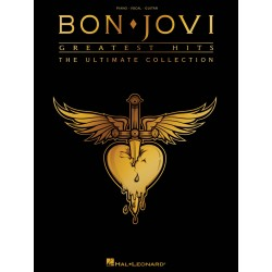 Songbook BON JOVI GREATEST HITS