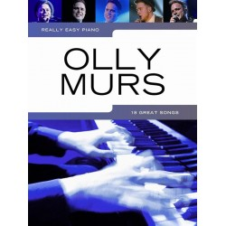 Songbook REALLY EASY PIANO OLLY MURS