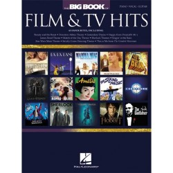 Songbook THE BIG BOOK OF FILM FILM & TV HITS