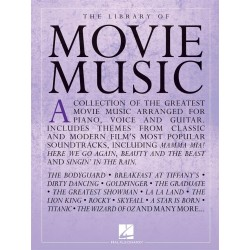 Songbook THE LIBRARY OF MOVIE MUSIC