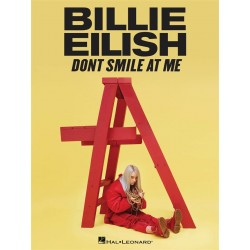Songbook BILLIE EILISH DON'T SMILE AT ME