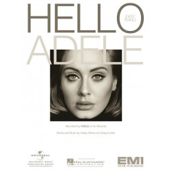 Sheet music HELLO Adele