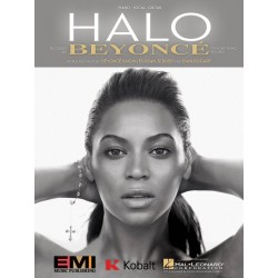 Sheet music HALO Beyonce
