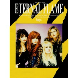 Sheet music ETERNAL FLAME The Bangles