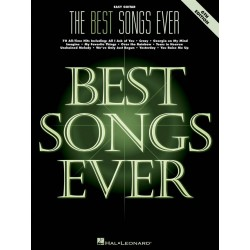 Songbook THE BEST SONGS EVER