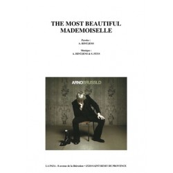 Partition THE MOST BEAUTIFUL MADEMOISELLE ARNO