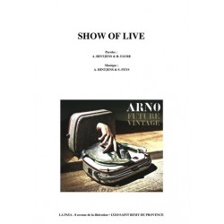 Partition SHOW OF LIVE ARNO