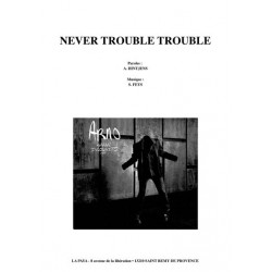 Partition NEVER TROUBLE TROUBLE ARNO