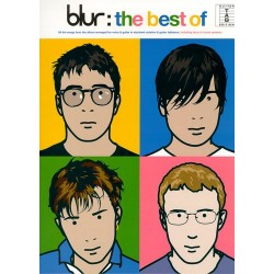 Songbook THE BEST OF BLUR (TAB)
