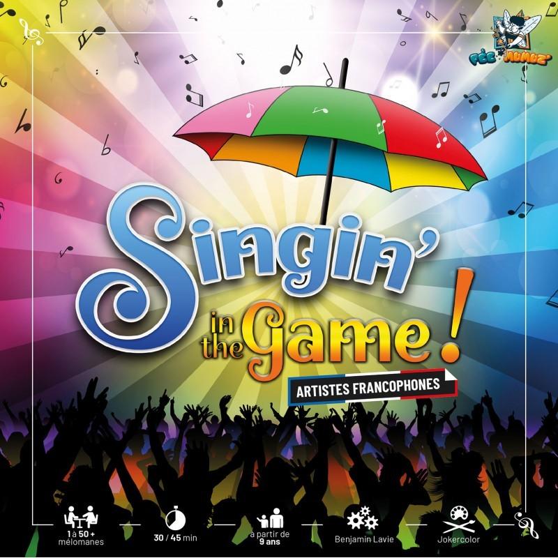 Game SINGIN' IN THE GAME !  Fee Mumuz Benjamin Lavie
