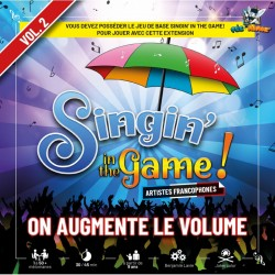 Jeu SINGIN' IN THE GAME ! VOL.2 (ON AUGMENTE LE VOLUME)