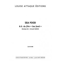 Partition SEA FOOD Arnaud Samuel