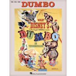 Songbook DUMBO DISNEY