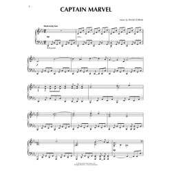 Songbook CAPTAIN MARVEL Pinar Toprak