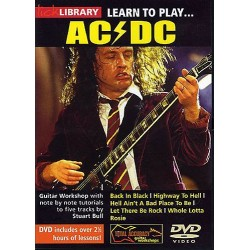 LICK LIBRARY : LEARN TO PLAY AC/DC (DVD)