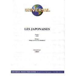 LES JAPONAISES