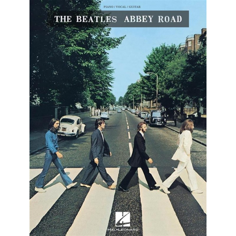 Songbook THE BEATLES ABBEY ROAD