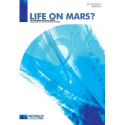Partition LIFE ON MARS ? (SATB) David Bowie