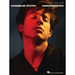 Songbook VOICENOTES Charlie Puth