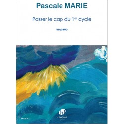 Partitions PASSER LE CAP DU 1ER CYCLE Pascale Marie