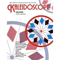 KALEIDOSCOPE 11 : IMAGINE (SCORE)