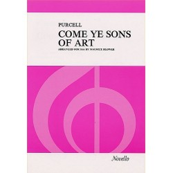 COME YE SONS OF ART (SSA)