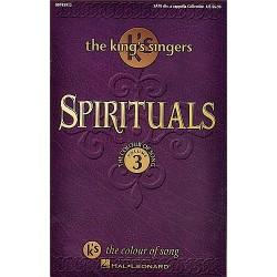 SPIRITUALS VOL.3 (SATB)