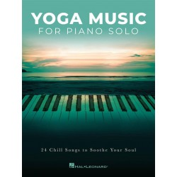 Songbook YOGA MUSIC FOR PIANO SOLO