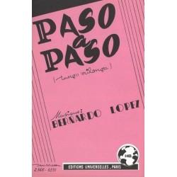 Partition PASO A PASO Bernardo LOPEZ