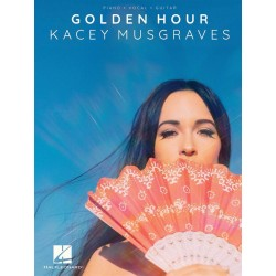 Songbook KACEY MUSGRAVES GOLDEN HOUR