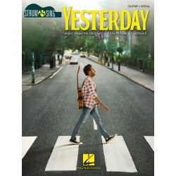 Songbook YESTERDAY THE BEATLES