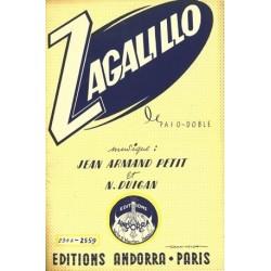 Partition ZAGALILLO