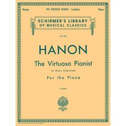 HANON THE VIRTUOSO PIANIST Charles-Louis Hanon