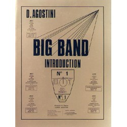 Dante Agostini BIG BAND INTRODUCTION
