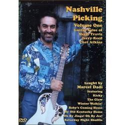 DVD NASHVILLE PICKING VOL.1