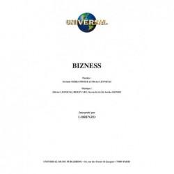 Partition BIZNESS LORENZO