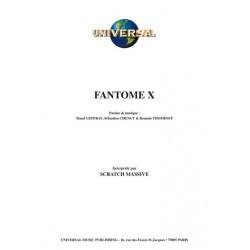 Partition FANTOME X SCRATCH MASSIVE