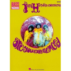 ARE YOU EXPERIENCED (BASS TAB)